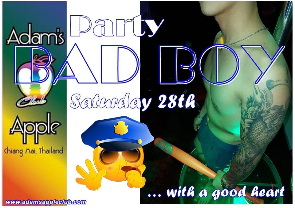 Bad Boy Party Adams Apple Club