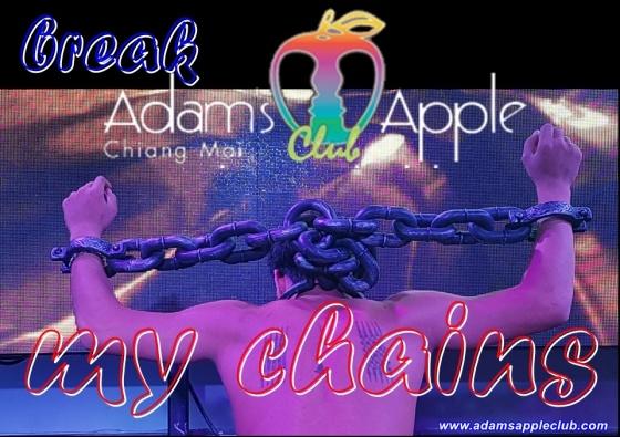 FREEDOM - Break my Chains Adam's Apple Club