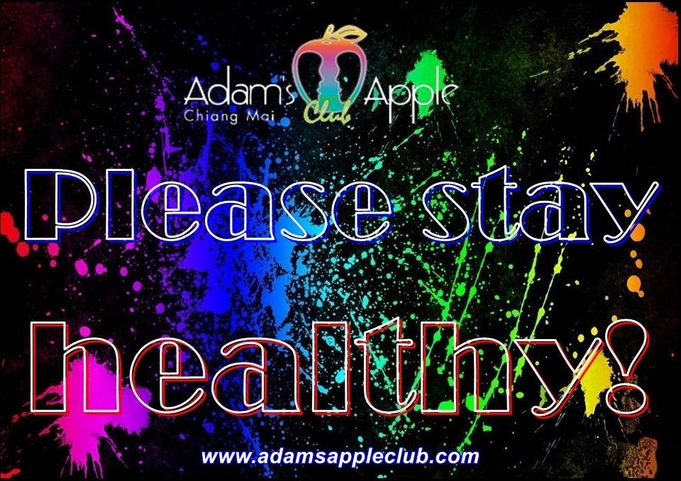 Please stay healthy! Adams Apple Club