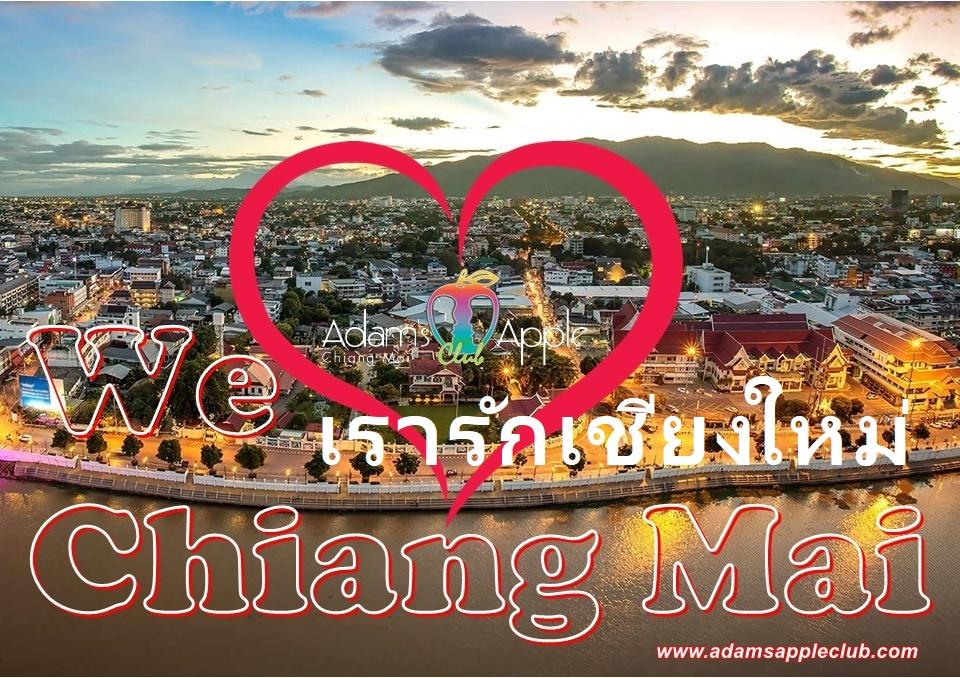 We LOVE Chiang Mai Adams Apple Club