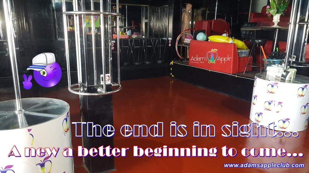 Renovation Adams Apple Club Gay Bar