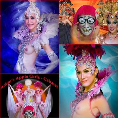 Adam's Apple Girls – Cabaret Gay Bar Chiang Mai Host Bar