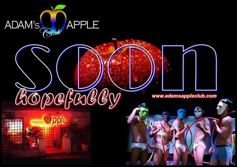 Adam's Apple Gay Club Chiang Mai Host Bar and Gay Bar