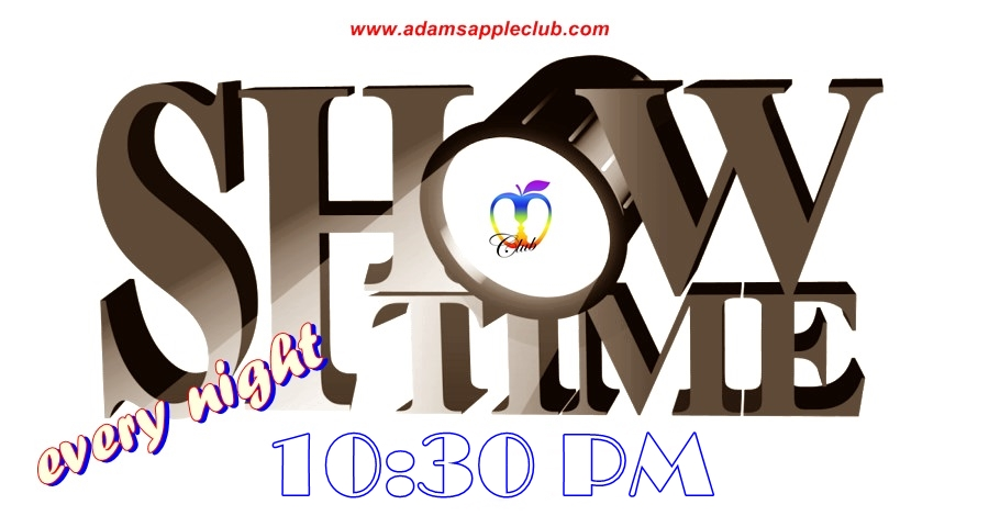 Showtime Gay Bar Chiang Mai, Thailand Asian Boy Host Bar Gay Club
