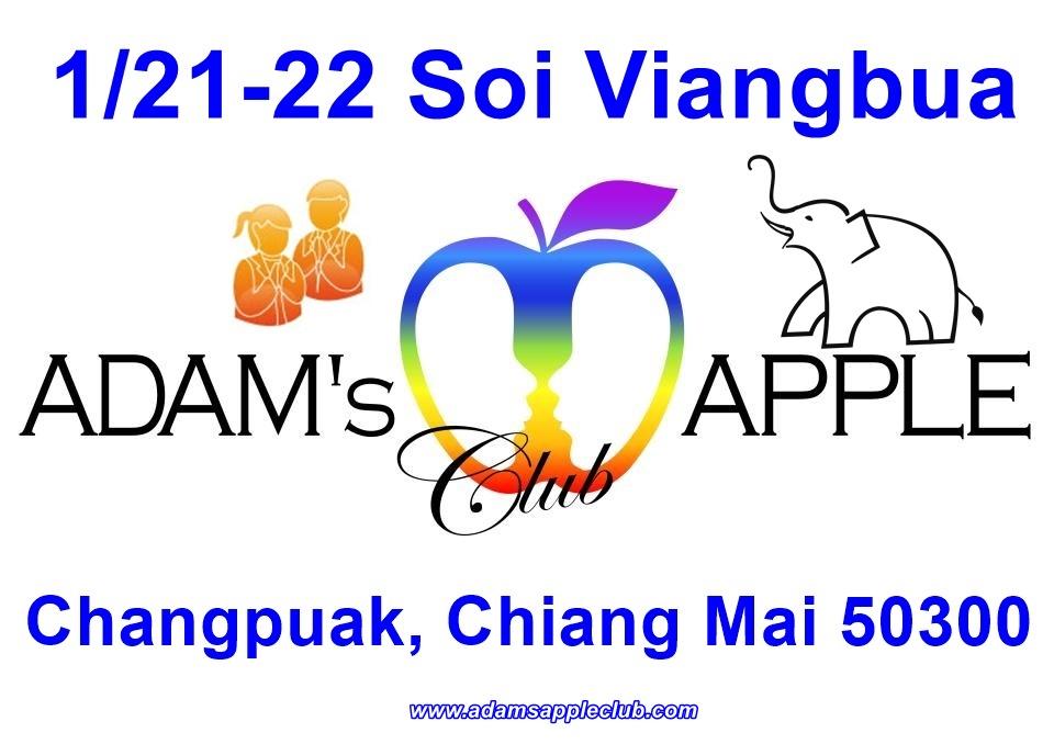 Location Gay Bar Chiang Mai Adams Apple Club
