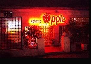 Gay Bar Adam's Apple Club Chiang Mai Host Bar Thailand