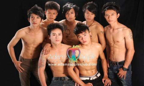 Memories Tai Yai Boys Adams Apple Club Chiang Mai Gay Bar Host Bar