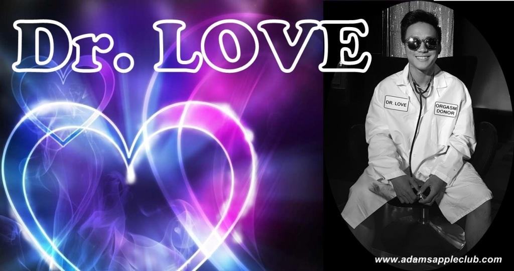 UNIQUE PERFORMANCE: Dr. LOVE @ Adam's Apple Club Gay Bar Chiang Mai