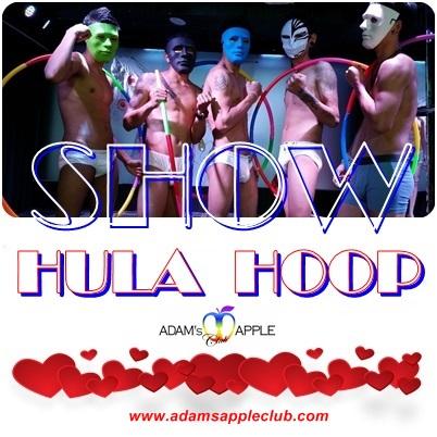 HULA HOOP STARS Adams Apple Club Chiang Mai Adult Entertainment