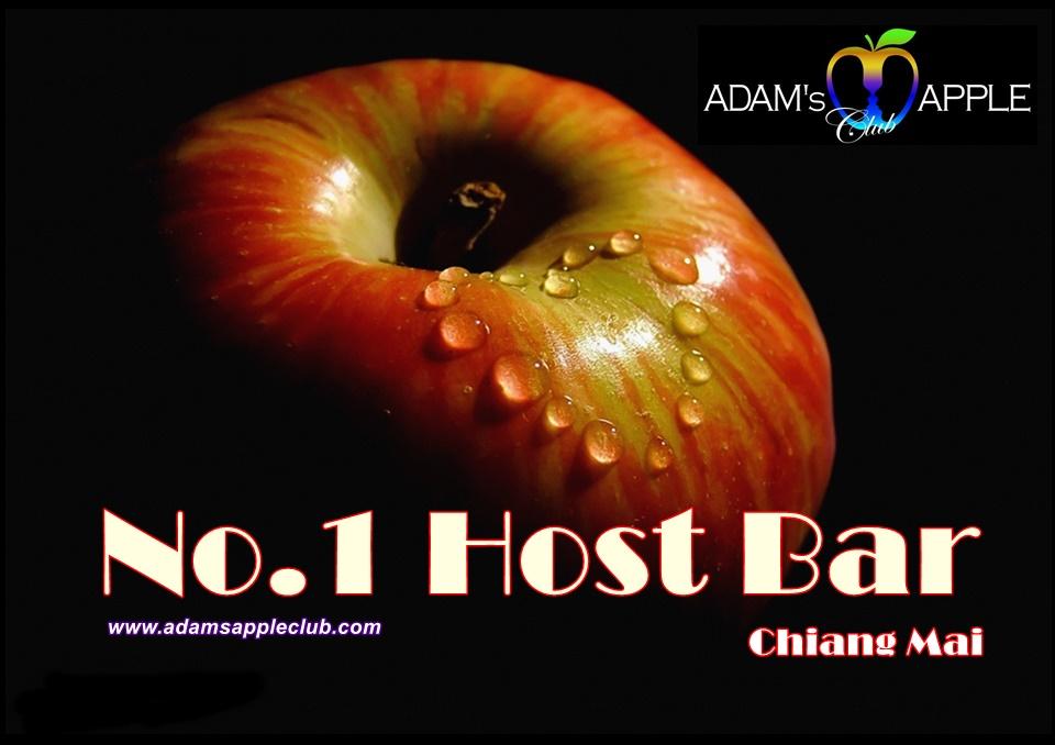 No. 1 Host Bar Chiang Mai for Adult Entertainment Adams Apple Club Thailand most well-reputed Gay Bar Ladyboy Cabaret Nightclub