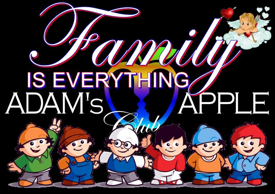 FAMILY IS EVERYTHING Adams Apple Club Chiang Mai Adult Entertainment with Live Shows Gay Bar Host Bar Nightclub Go-Go Bar Ladyboy Kathoy LGBTQ