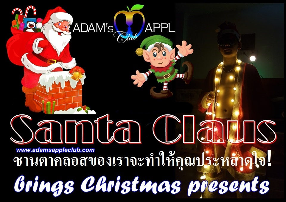 Our ELVES will surprise you Adult Entertainment Chiang Mai บาร์เกย์เชียงใหม่ บาร์โฮส สันติธรรม เกย์คลับเชียงใหม่ประเทศไทย Ladyboy Show