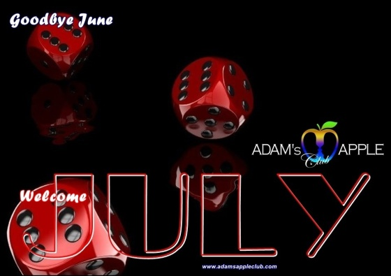 Welcome JULY 2021 Adams Apple Club Adult Entertainment Host Bar Nightclub Ladyboy Liveshows LGBTQ Thei Boys